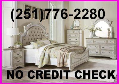 Ultra Fine Bedroom Set