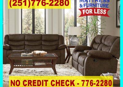 Luxury Sofa Loveseat Set